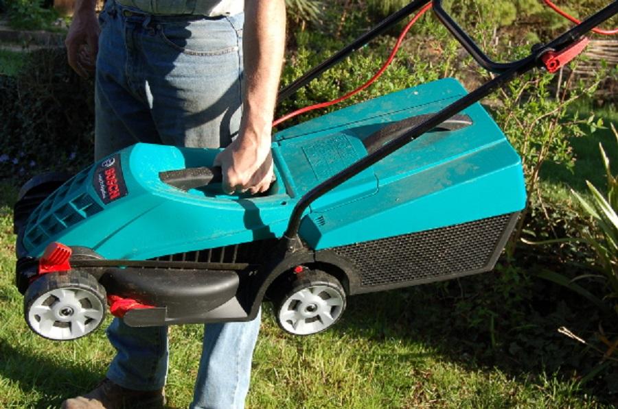 acheter tondeuse électrique Bosch prix et avis